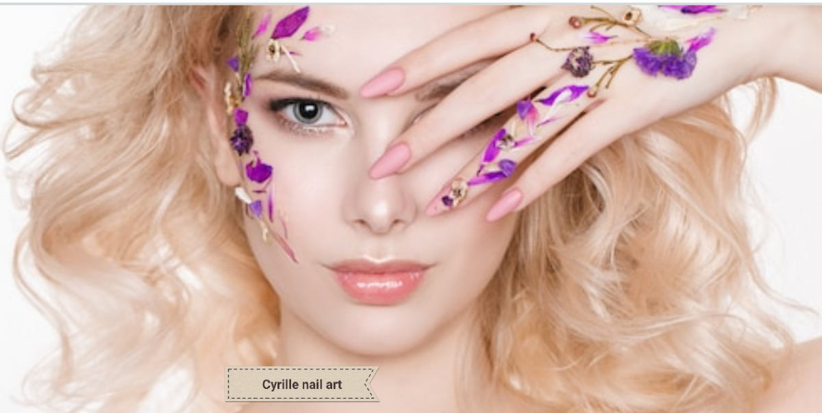 cyrille nail art