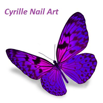 Logo cyrille nail art